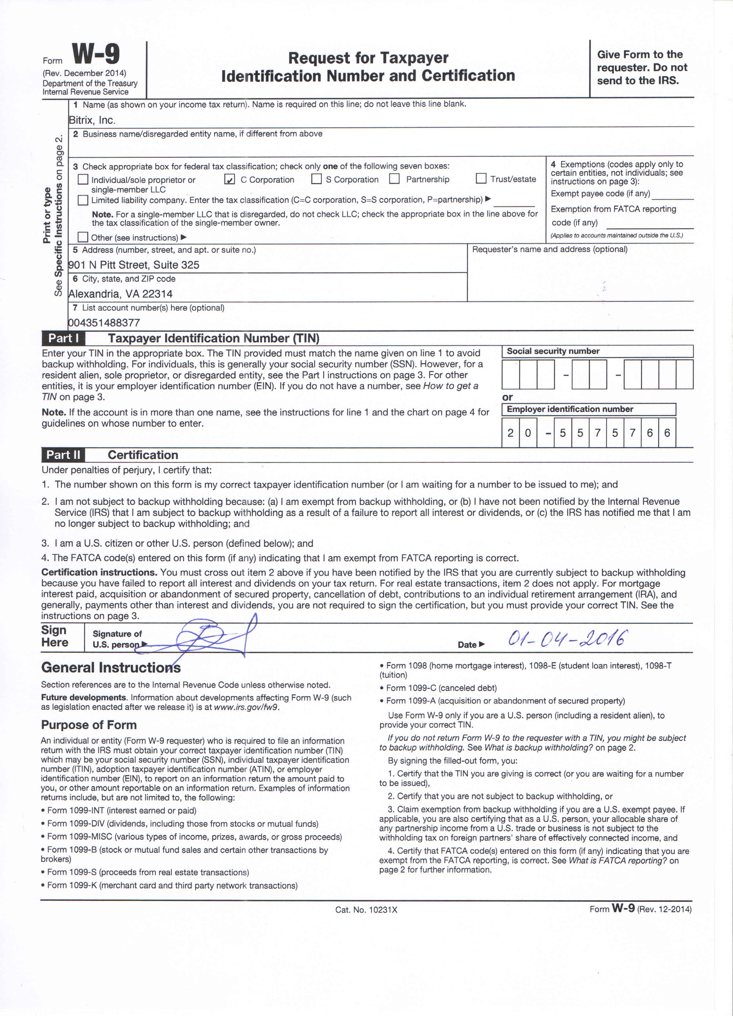 How to fill out a w-9 form online | hellosign blog.